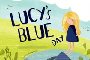 Cover of Lucy's Blue Day children's book